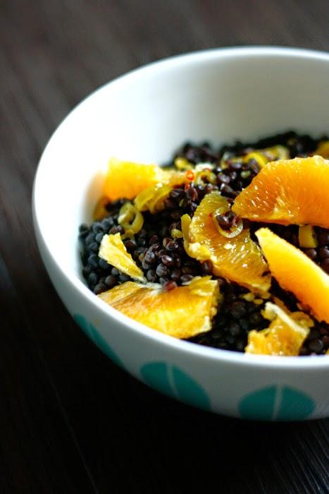 belugalinsen orangen salat transglobal pan party. Black Bedroom Furniture Sets. Home Design Ideas