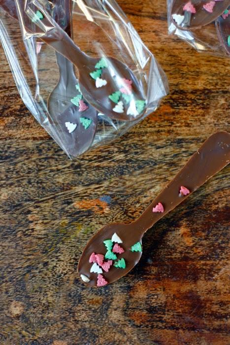 Schokolöffel für heiße Schokolade
