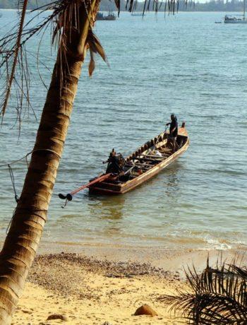 Ko Phayam Insel Thailand
