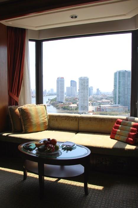 Shangri La Bangkok Deluxe River View