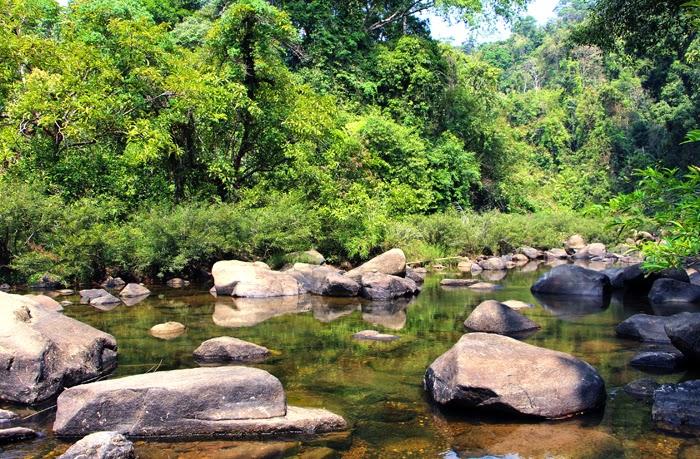 Khao Sok Nationalpark - Wasserfall