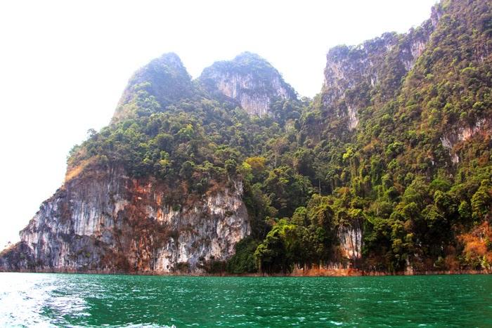 Khao Sok Nationalpark - Chiao Lan Stausee