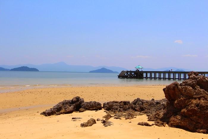 Ko Phayam Insel in Thailand