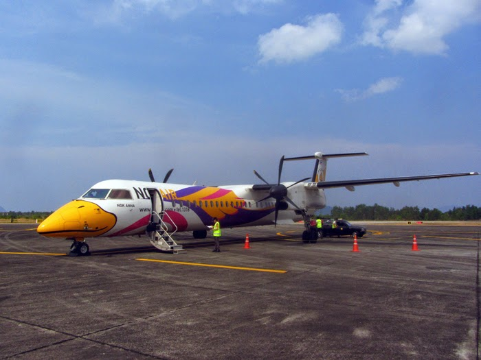 Ranong - Nok Air