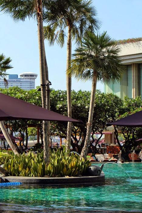 Pool Shangri La Bangkok