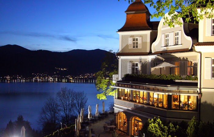 HOTEL: DAS TEGERNSEE - Transglobal Pan Party