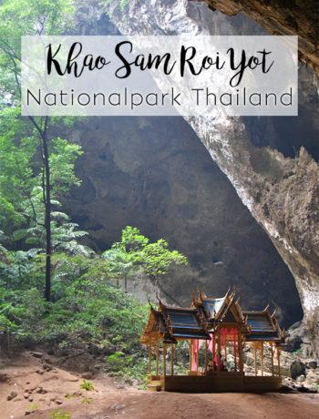 Khao-Sam-Roi-Yot Nationalpark Thailand