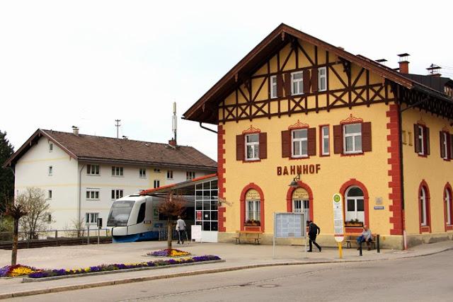 Bahnhof Tegernsee