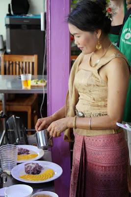 Kochkurs Bangkok - Sticky Rice