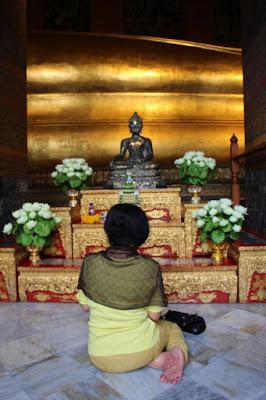 Wat Pho Tempel des liegenden Buddhas