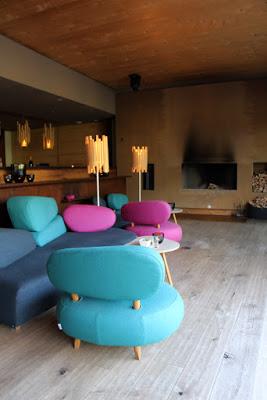Bar Holzhotel Forsthofalm
