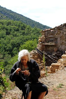 Millà Großmutter