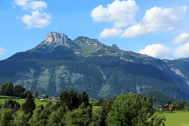 Bad Aussee Berge