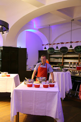 Apfelstrudel Kochkurs Edelweiss Salzburg