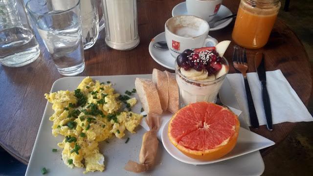 Frühstück 7Stern Wien