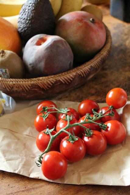 Gegessen wird immer - Gemüse und Obst