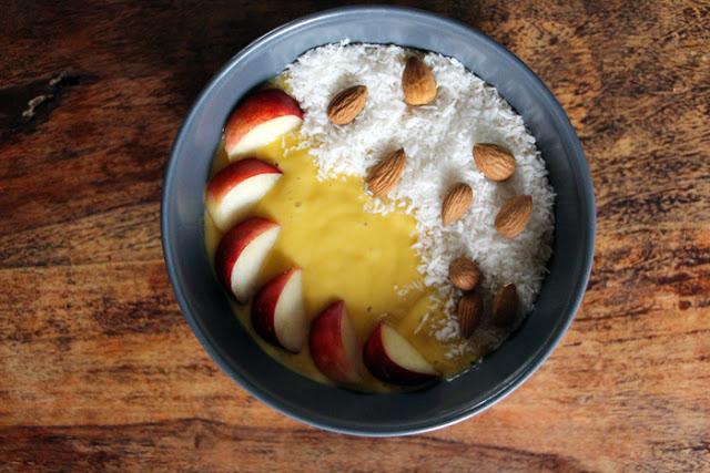 Mango Smoothie Bowl