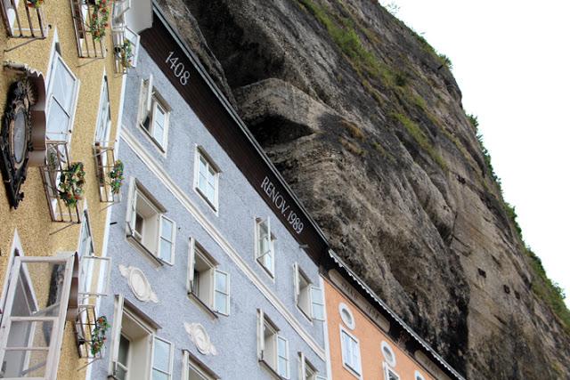 Bergputzer Salzburg Gstättengasse