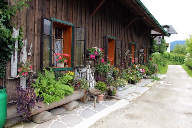 Holzhaus Altaussee