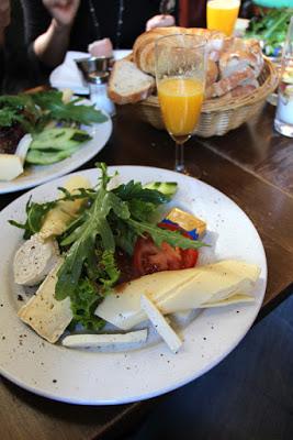 Frühstück im Tarifa Hamburg