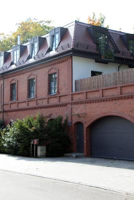 Gebäude in Thalkirchen