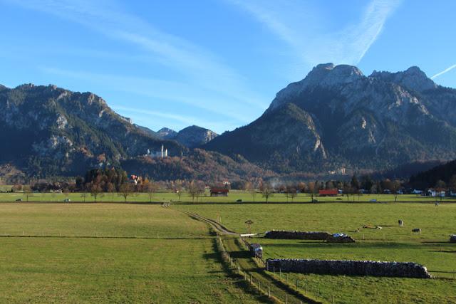 Schloss Neuschwanstein und Hohenschwangau