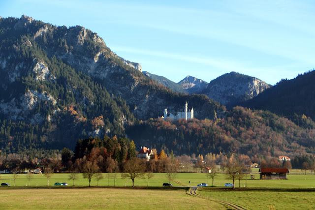 Rübezahl Blick Neuschwanstein