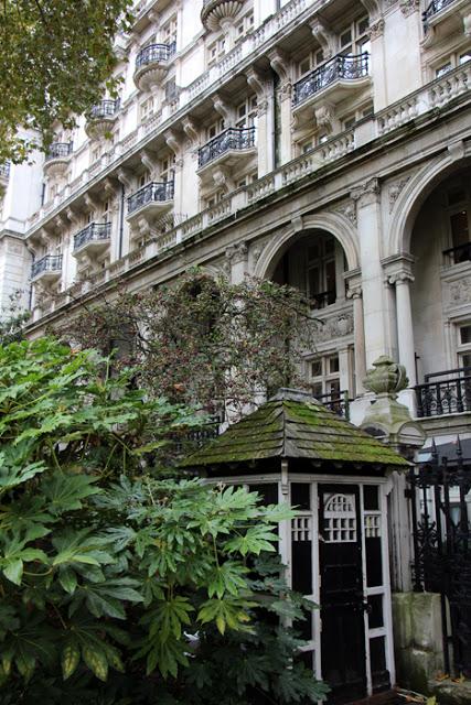 London Whitehall Gardens