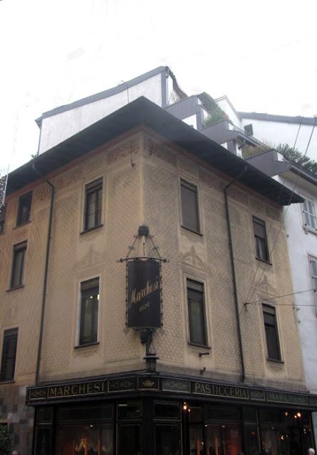 Pasticceria Marchesi Mailand