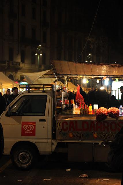 Weihnachtsmarkt Oh bej! Oh bej! in Mailand