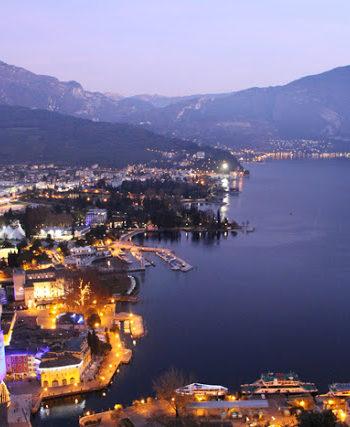 Gardasee im Winter, Riva del Garda