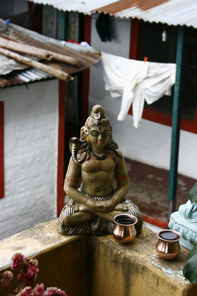 Statue in Nepal
