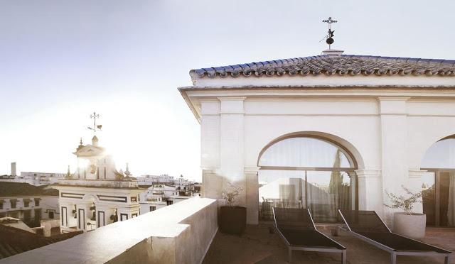 Hotel Palacio de Villapanés Rooftop