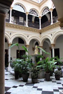 Hotel Palacio de Villapanés - Lobby