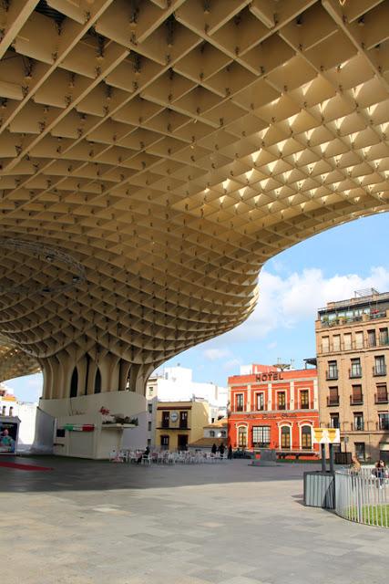 Sevilla Metropol Parasol / Setas