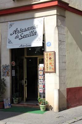 Artesania de Sevilla