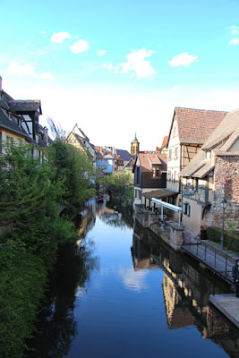 Kanal in Colmar