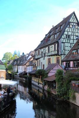 La Petite Venise in Colmar