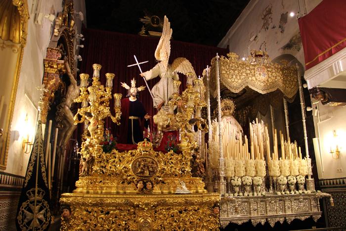 Paso Monte Sion Sevilla