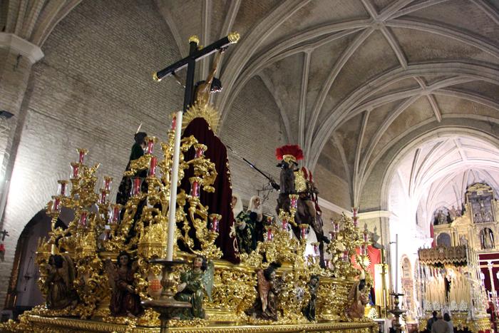 Jesus, Macarena in Sevilla