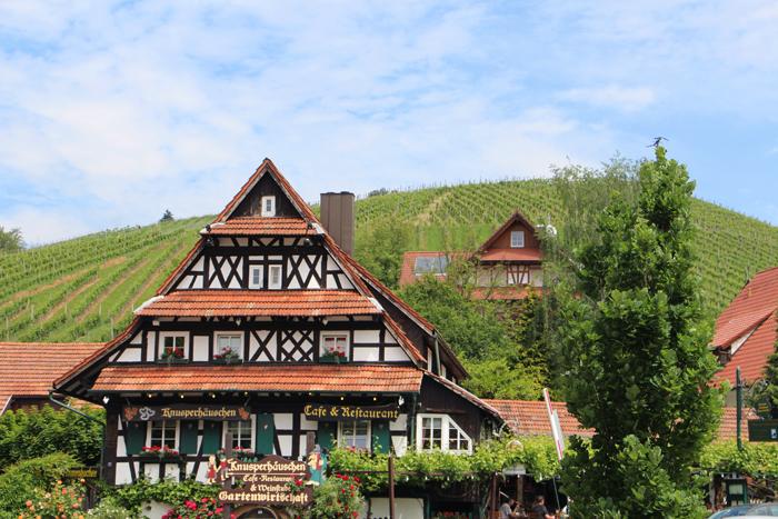 Fachwerkdorf im Schwarzwald