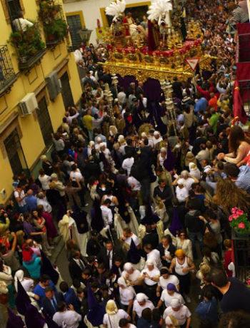 Semana Santa in Sevilla: La Macarena