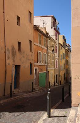 Marseille, Le Panier - Maison Boa