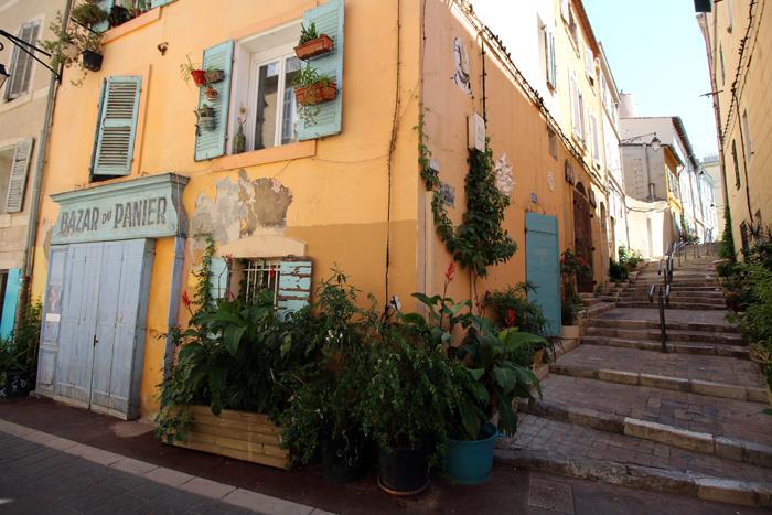 Marseille: Le Panier