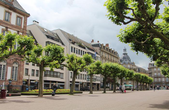 Nördliche Altstadt - Strasbourg