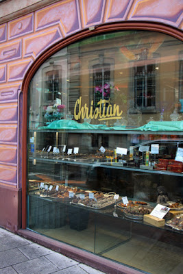 Patisserie Christian in Strasbourg