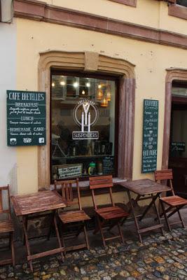 Coffeeshop Suspenders Strasbourg
