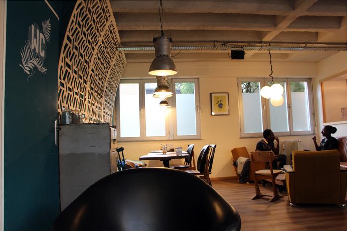 Oh my goodness Cafe Strasbourg