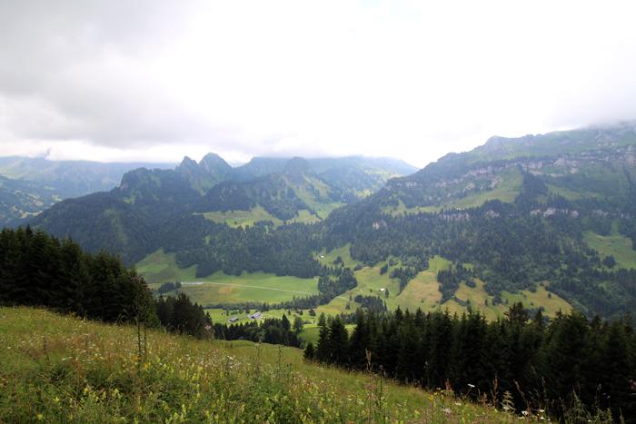 Wanderung Bezau zum Vorsäß Schönenbach