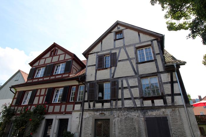 Bregenz: Oberstadt